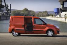 """Världspremiär: Nya Opel Combo Skåp på """"transport CH"""" i Bern"""