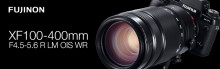 FUJINON XF100-400mmF4.5-5.6 R LM OIS WR