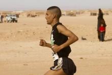 Västsaharas främste maratonlöpare till Stockholm