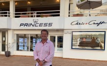New Representative for Princess on Balearic Island of Ibiza