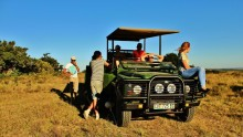 Neues AIFS Freiwilligenprojekt in Südafrika