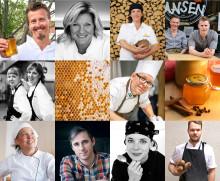 10 Naturligt Söta recept från några av Sveriges bästa kockar, bagare och konditorer