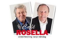 Kryssningsnytt! Folkkära Ulf Elfving och Ragnar Dahlberg går till sjöss på måndagar