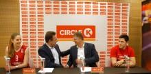 Circle K blir hovedsponsor for Norges dame- og herrelandslag i basket