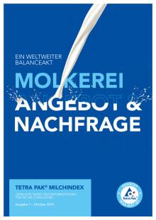 Milch-Index 2014: Molkerei: Angebot & Nachfrage