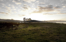 New Visitors Centre to become an integrated part of the surroundings at Mols Bjerge National Park