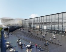 Stansted Airport unveils plans for £130M arrivals building