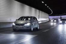 Volvo V60 Plug-in Hybrid - högsta säkerhetspoäng någonsin för en elbil i Euro NCAP