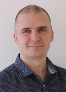 Christian Larsson ny säljare på SMC Automation i Göteborg