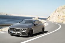 Mercedes-Benz løfter sløret for ny CLS