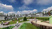 Stor interesse for nytt nabolag på Neskollen
