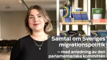 Fores bjuder in till samtal om Sveriges migrationspolitik med anledning av den parlamentariska kommittén