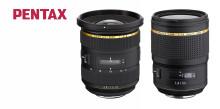 Atkeliauja nauji žvaigždės (★ ) serijos Pentax objektyvai