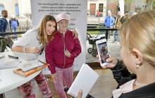 En efterlängtad dag på Liseberg väntar 3500 sjuka barn med familjer
