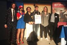 Powerhouse-jury väljer Right Nice Games som vinnare i STINGs Game-program