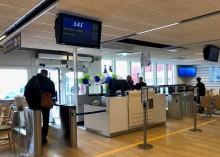 Snabbare ombordstigning på Kiruna Airport