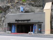 Invigning av Stigbergsgaraget