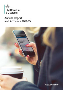 HMRC Annual Report and Account 2014-15