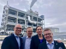 SunPine investerar 250 miljoner i ny fabrik