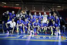 Två debutanter i herrlandslagets trupp till Euro Floorball Tour