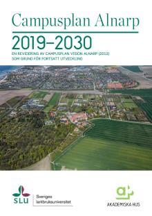 Campusplan Alnarp 2019-2030