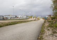 Höganlofts industriområde får fjärrvärme