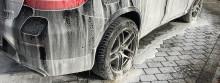Er bilen klar for salting?