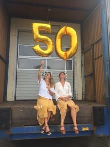 Ny chans att se Blomsterfrämjandets 50-årsutställning