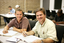 Yrkeshögskoleelever laddade inför framtiden