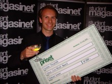 Årets student korad – vann Stena Zero Waste Award