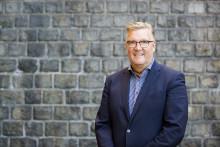 Ny på jobbet, Mimers nya VD Mikael Källqvist.