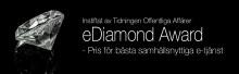 De nominerade till eDiamond Award 2017 är...