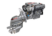 Ft Lauderdale International Boat Show - YANMAR: YANMAR Launches 4LV Sterndrive Models to Complete Mid-Range Series of Common Rail Diesel Engines