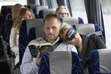 Högt betyg för senaste bussresan