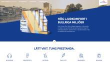 Projektanpassa Saint-Gobain Silent Wall med nytt digitalt verktyg
