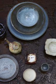 """Exklusiv presentation av Calle Forsbergs utställning """"Finkrog och vardagsbord""""  i samarbete med restaurang VOLT"""