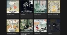 Tove Janssons allra mest älskade berättelser släpps digitalt för alla streamingtjänster