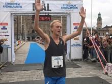 David Nilsson vann Stockholm Halvmarathon