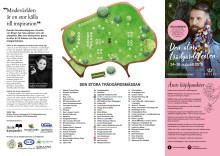 Program Den stora Trädgårdsfesten 2018