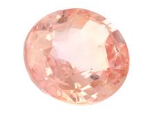 Ädelstenar och gammalslipade diamanter lockade köpare.