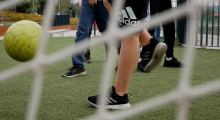 Pressmeddelande: Insamling av fotbollsutrustning på Energikicken