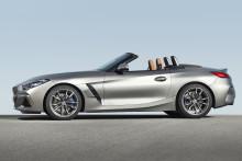 Den nye BMW Z4