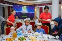 "QNET organized Iftar for children from the Muslim Charitable Children's Home ""Perzent"" / QNET организовал ифтар для детей из мусульманского благотворительного детского дома «Перзент»"