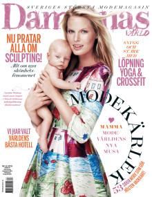 Damernas Värld och modevärlden hyllar mamman!
