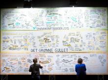 – Et godt bilde på hva konferansen har handlet om