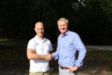 Apollo sluter avtal med Svenska Simförbundet