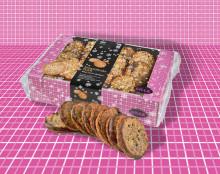 Ny Limited Edition från Gille:  Smaka på Pepparkaksflarn med mörk choklad!