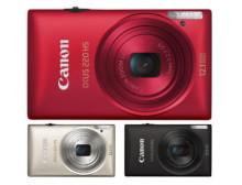 Elegans och passion – Canon introducerar IXUS 220 HS