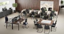 Nexus - bordet för det flexibla kontoret