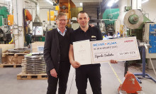 Lesjöfors engineer awarded Beijer Alma Scholarship